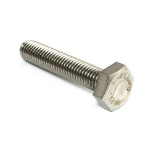 A4 Stainless Steel Hex Set Screws M12 to M20 Diameter