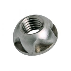 Kinmar Removable Nut A2 Stainless Steel