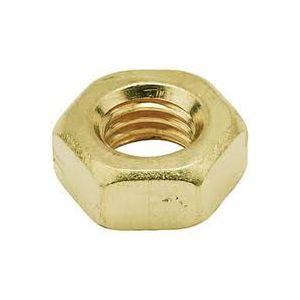 Brass Hex Full Nut DIN 934