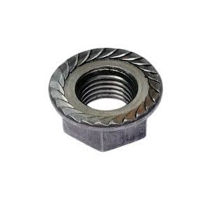 A2 Stainless Steel Serrated Flange Nuts