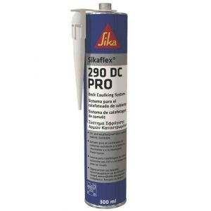 Sikaflex 290DC Deck Caulk Sealant 300ml