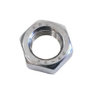 A4 Stainless Steel Nuts (Full Nuts) M2 to M30
