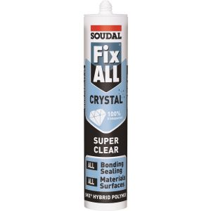 Fix All Crystal (The Crystal Clear M.S. Polymer)